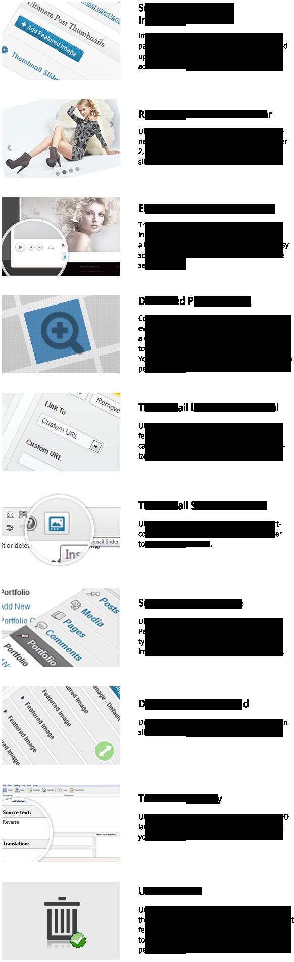 Ultimate Post Thumbnails WordPress Plugin - 7