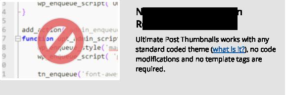 Ultimate Post Thumbnails WordPress Plugin - 6