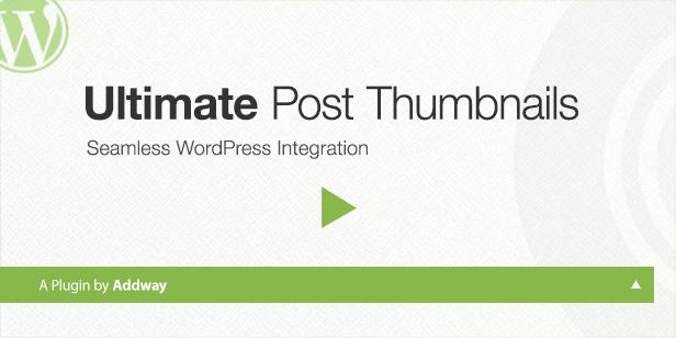 Ultimate Post Thumbnails WordPress Plugin - 5